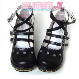 Cup Cake Platform Shoes