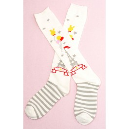 Secret Shop Eiffel Lolita Socks