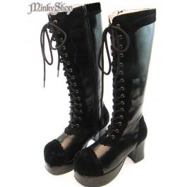 Angel Doll Elegant Gothic Lolita Boots