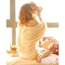 Princess Fleece Sweater Jumper