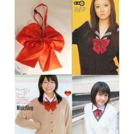 Schoolgirl Sailor Ribbon Bow Tie