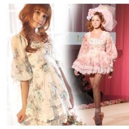 Beautiful Liz Lisa Chiffon Dress