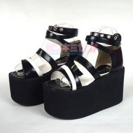 Punk Lolita Platform Sandals