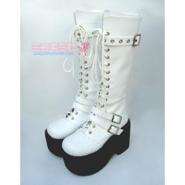 Cool Lolita Punk Platform Boots