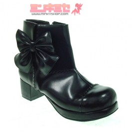 Stylish Ankle Lolita Boots