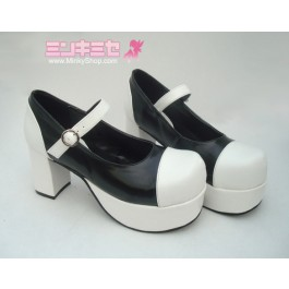 Gothic Lolita Spats Shoes
