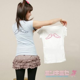 Angel Wing T-Shirt Top