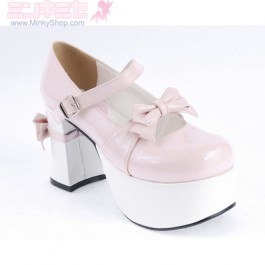 Cute Ribbon Princess Heels
