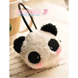 Panda & Bunny Best Friend Earmuffs