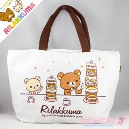 San-X Rilakkuma Tote Bag (L)