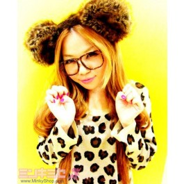 WC Wakatsuki Chinatsu Leopard Sweater
