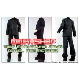 Japanese Gakuran Jacket School Uniform