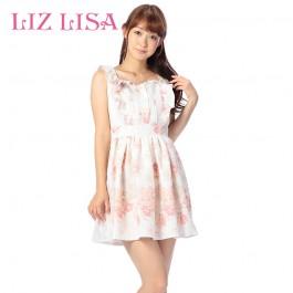 LIZ LISA Cinderella Print OP