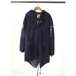 Moussy Oversized Jacket Coat