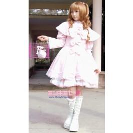 Sweet Lolita Bunny Coat w/ Cape