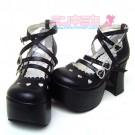 Lolita Sparkle Platforms