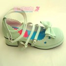 Sweet Heart Strappy Shoes