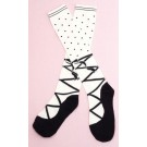 Secret Shop Ballerina Lolita Socks