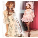 Beautiful Liz Lisa Chiffon Dress