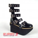 Gladiator Platform Shoes