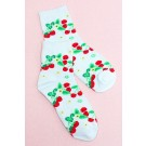 Secret Shop Strawberry Lolita Ankle Socks