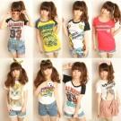 Harajuku Summer T-Shirt Top