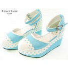 Sweet Lolita Heart Shoes