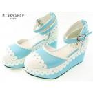 Sweet Lolita Heart Shoes