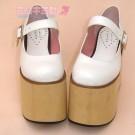 Mary Jane Platform Shoes