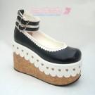 Spatz Lolita Platform Shoes