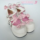 Kawaii Lolita Strap Shoes
