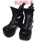 Kera Punk Platform Heels