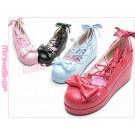Secret Shop Lace Decoration Shoes
