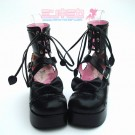 Ankle Strap Lolita Shoes