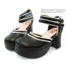 Mary Janes Lolita Heels