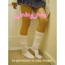 Japanese Schoolgirl Loose Socks 70cm