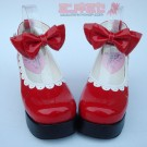 Lipstick Gloss Lolita Shoes