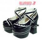 Super Platform Lolita Heels