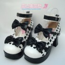 Gothic Lolita Maid Shoes