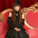 Gothic Lolita Vampire Dress (6 Piece)