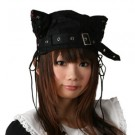Punk Lolita Cat Ear Hat