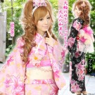 Lily Bouquet Yukata Set