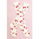 Secret Shop Cherry Sweet Lolita Knee Socks
