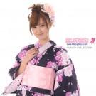 Pink Sakura Yukata Set