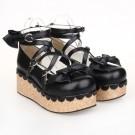 Princess Cork Lolita Shoes