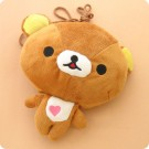Rilakkuma Plush Hip Pouch Bag