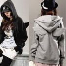 Korean Angel Wing Hoodie