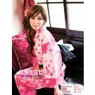 Lena Fujii Pink Sakura Yukata Set