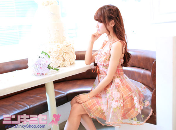 Summer Fairy Floral Dress