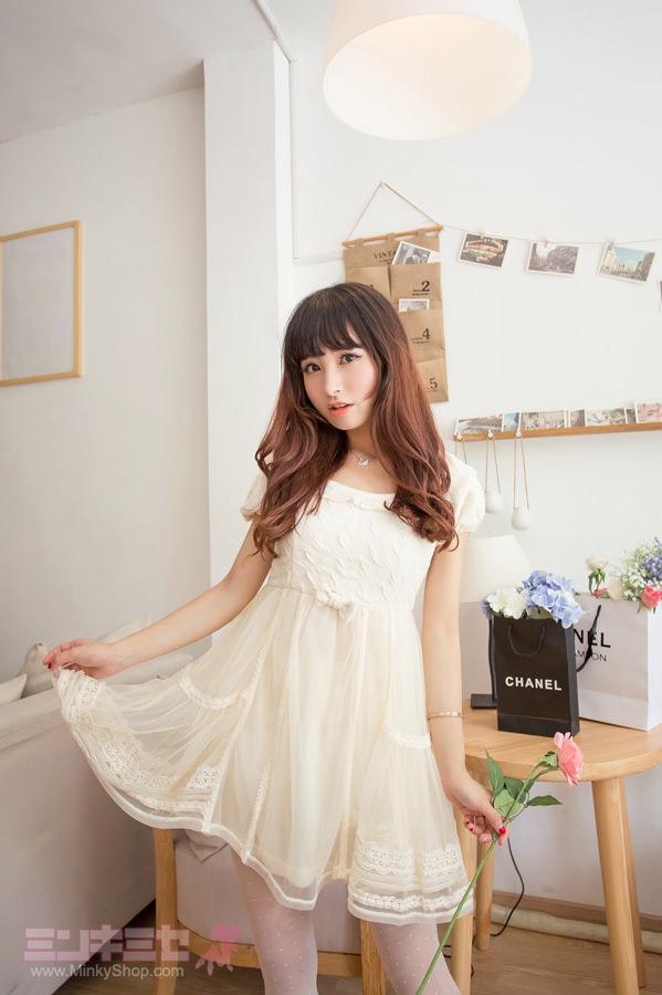 Sweet Romantic Fairy Dress